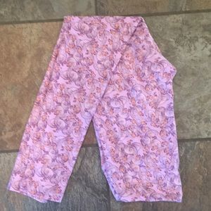 LuLaRoe OS Dodo bird Leggings